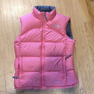The North Face 600 Full Goose Down Best Girls L